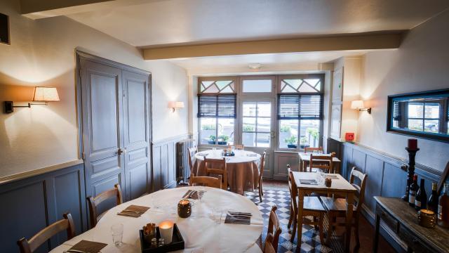 Restaurant hôtel de la gare à Gavray sur sienne