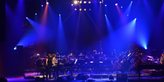 Jazz Sous Les Pommiers (1)