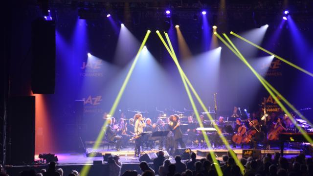 Jazz Sous Les Pommiers (2)