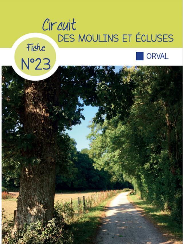Fiche 23 orval circuit de Coutances Tourisme