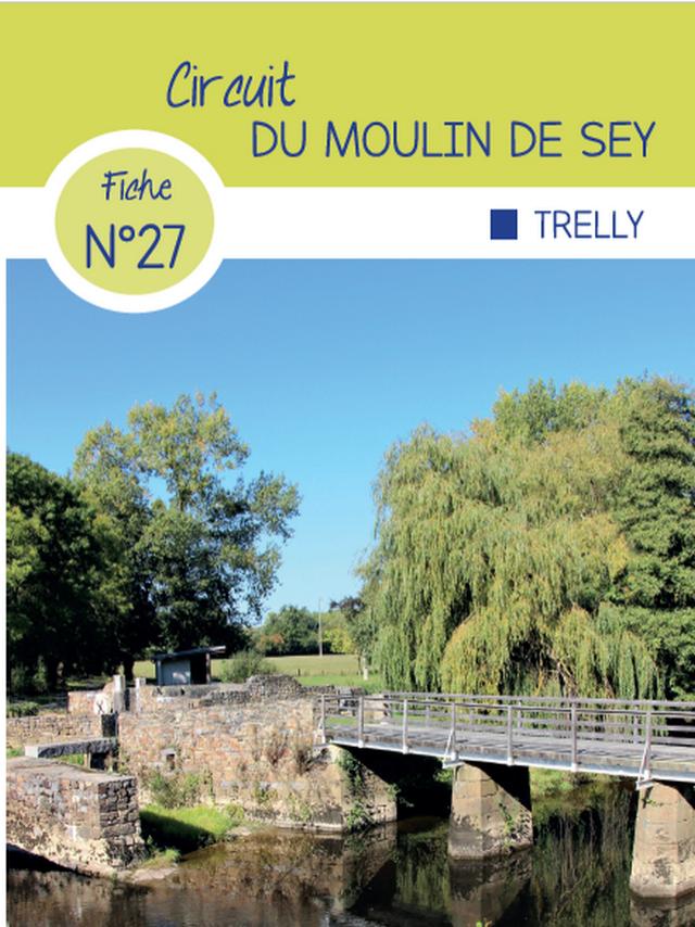 Circuit 27 Trelly des randonnées de Coutances Tourisme