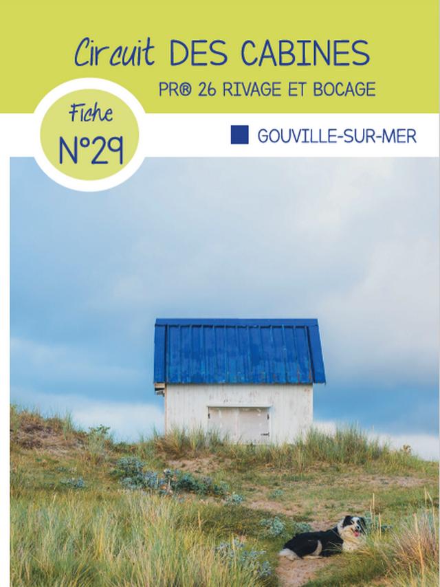 Circuit 29 Gouville sur mer des randonnées de Coutances Tourisme