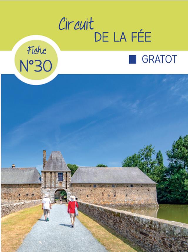 Circuit 30 Gratot des randonnées de Coutances Tourisme