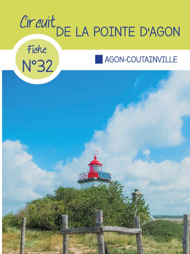 Circuit 32 Agon Coutainville des randonnées de Coutances Tourisme