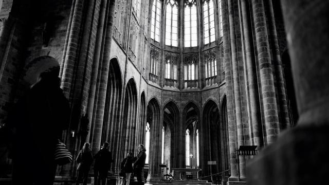 Abbaye du Mont Saint Mich