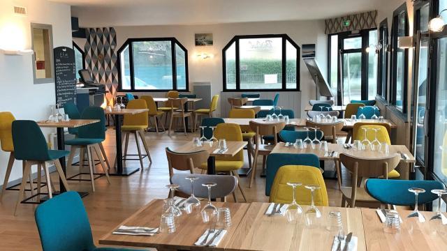 Restaurant la Mer O Vent Hauteville Sur Mer