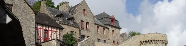Mont Saint Michel le village