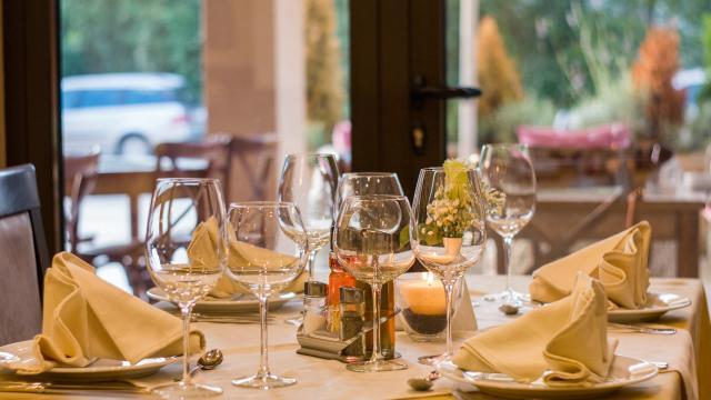 salle de restaurant cuisine traditionnelle à Coutances mer et bocage