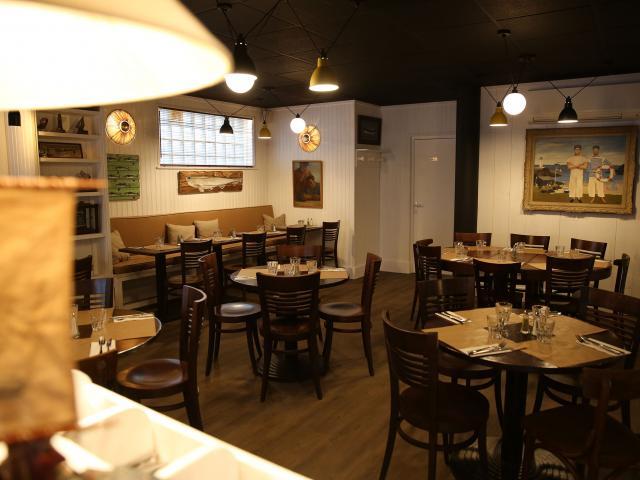 Restaurant la releve a Agon Coutainville