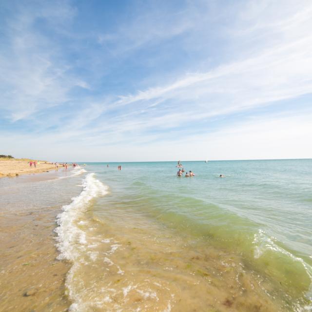 Plage vacances à Coutances mer et bocage