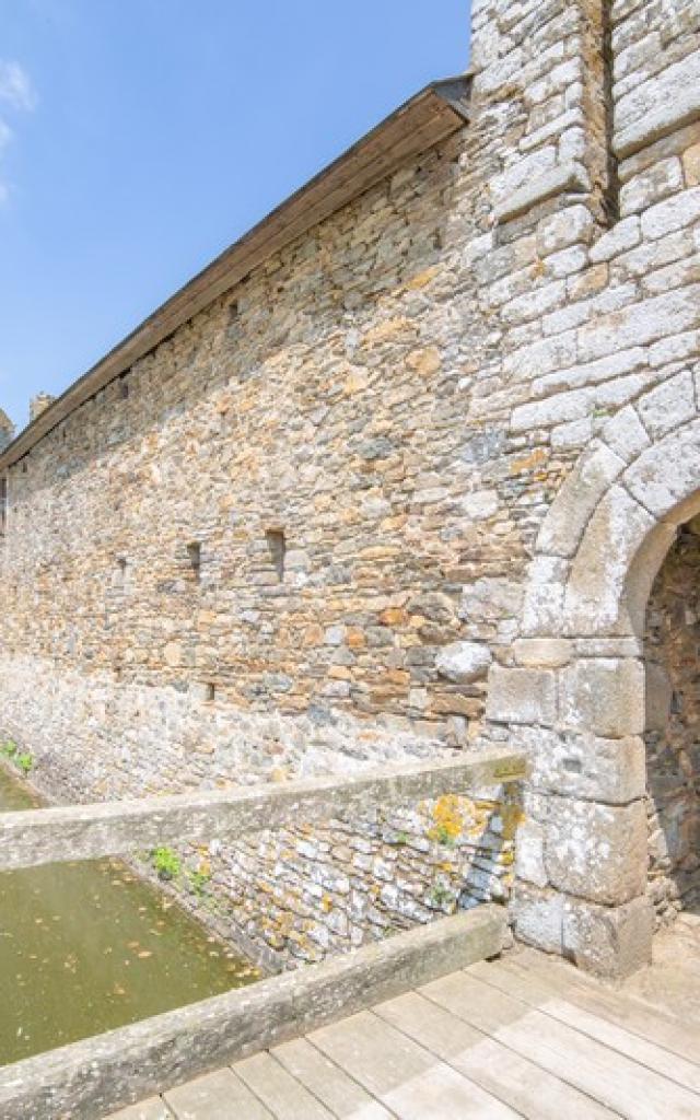 Château de Gratot Coutances tourisme normandie manche