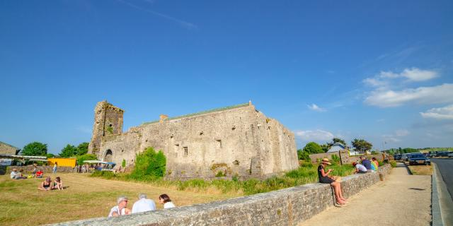 Château de Regnévill sur Mer
