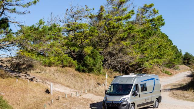Aires de stationnement en camping-car à Coutances mer et bocage