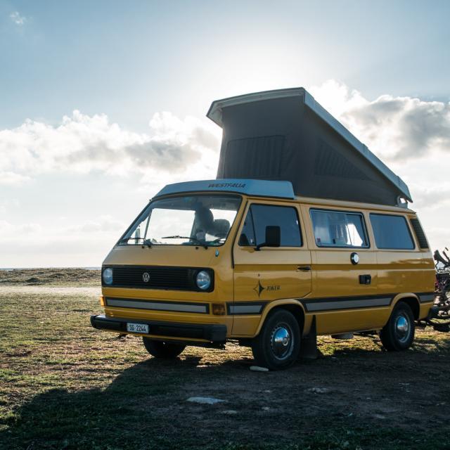 Aires de camping-car à Hauteville-sur-Mer