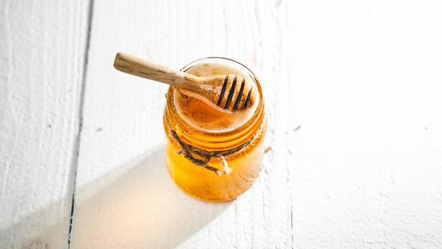 Pot de miel de notre terroir normand