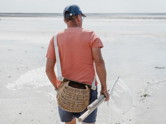 Pêche à pied à Agon-Coutainville, les conseils