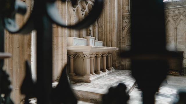 Chapelles de la cathédrale de COutances
