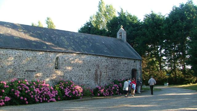 Chapelle Des Marins à Blainville sur Mer