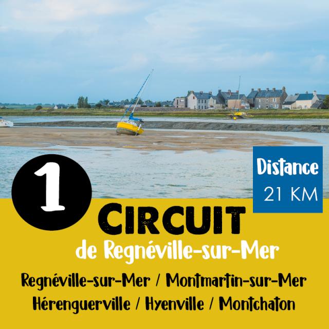 Circuit Vélo N°1 De Coutances Tourisme (1)