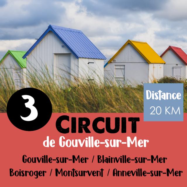 Circuit Vélo N°3 De Coutances Tourisme