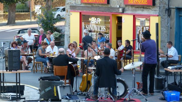 Festival Zic sur le Zinc de Coutances Tourisme