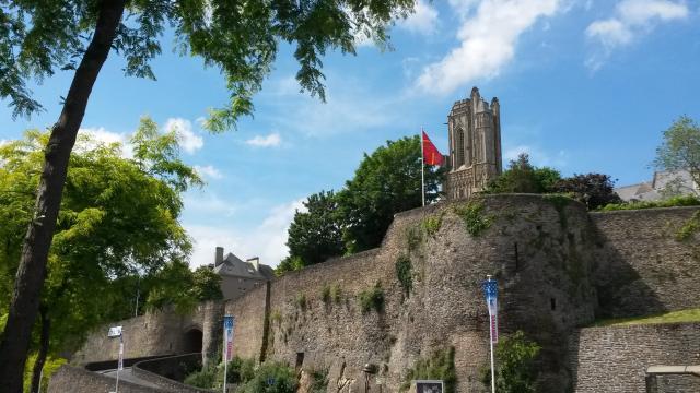 Remparts de Ssaint-Lô