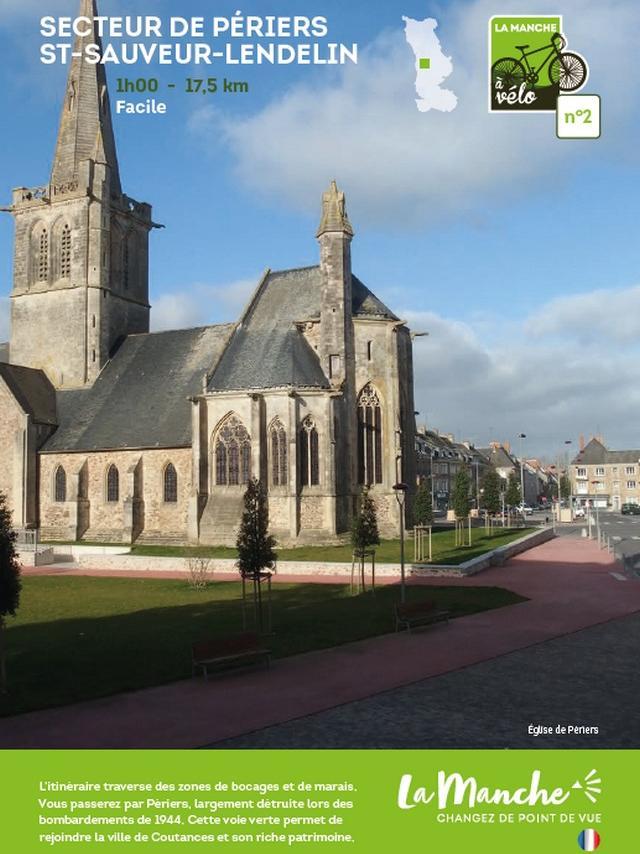 Voie verte vers Saint-Sauveur Lendelin