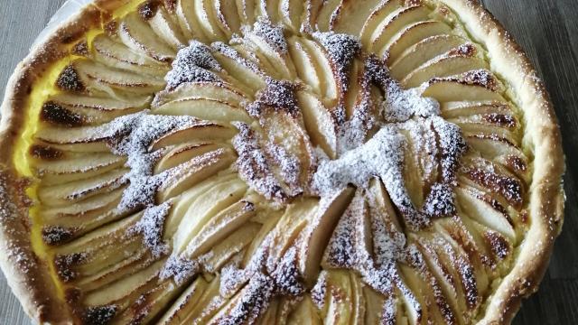 Tarte Aux Pommes Maison Terroir Produits (2)