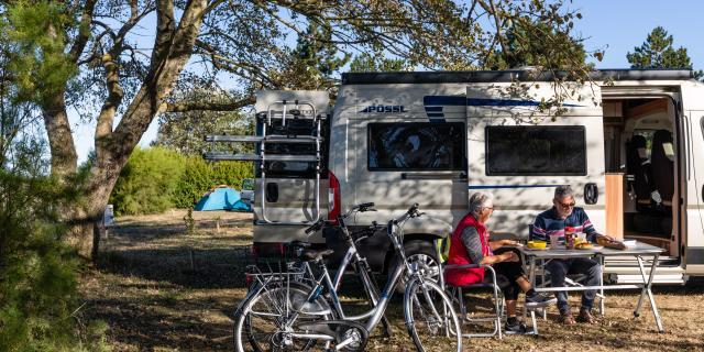 Circuits camping-car