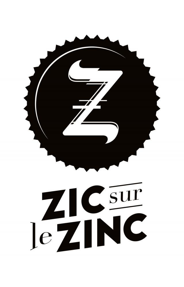 Logo zic sur le zinc