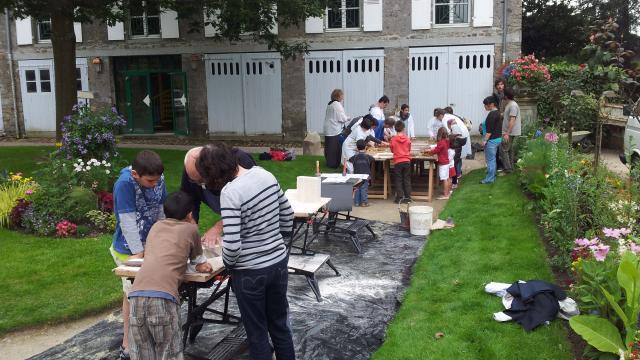 Ateliers du pays d'art et d'histoire pour les enfants