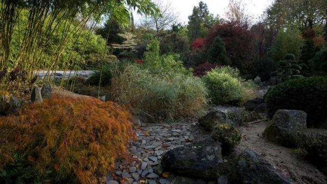Jardin Guesnonniere Monctuit