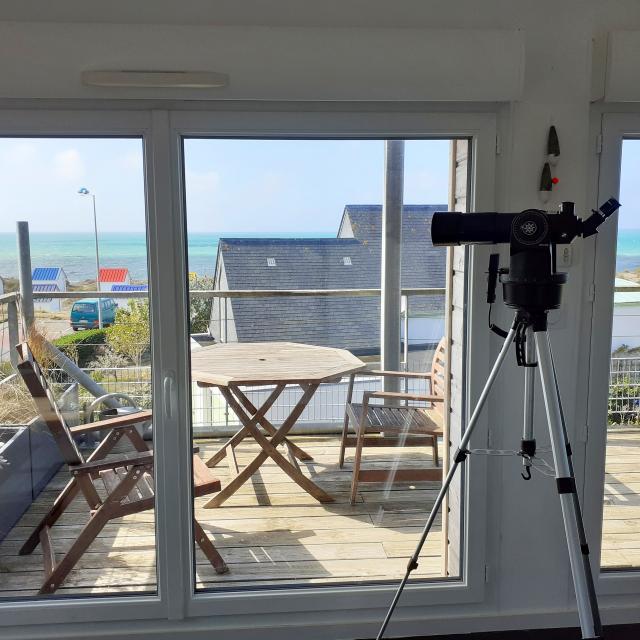 Appartement face à la mer à Gouville sur mer, M Cauvin