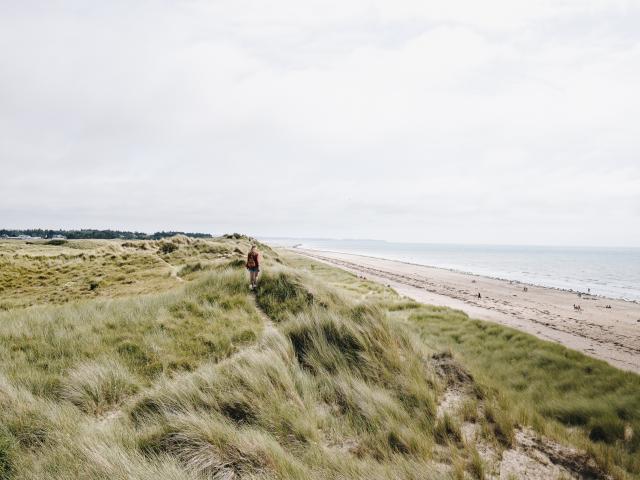 Au coeur de la nature à Coutances mer et bocage