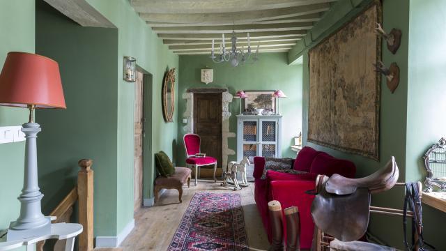 Hotel Tanqueray de la Rochaisière à Coutances chez M Houssier