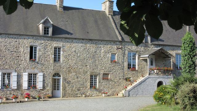 Chambres d'hôtes le haut manoir à Tourville sur Sienne
