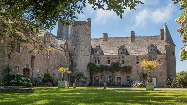 Chateau De Vauville