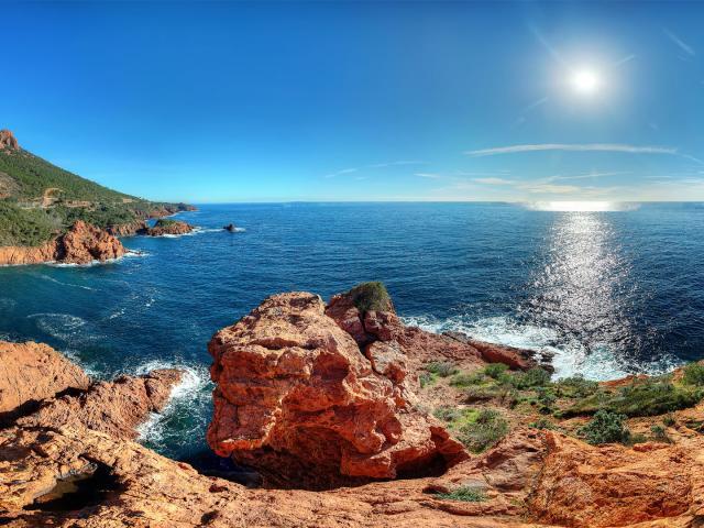 Photo Panoramique Du Bord De Mer De L Esterel 312 1920x1080 1