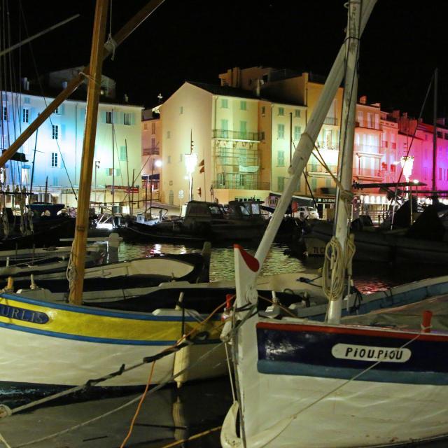 Saint Tropez 2020 Noel By Night Pointu ©e Light