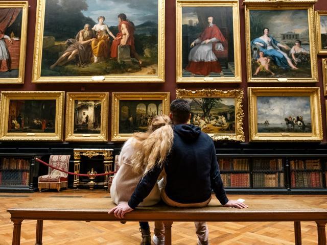 Chantilly _ Musée Condé © CRTC Hauts-de-France - Teddy Henin