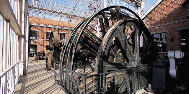 Lewarde_ La Verrière Des Machines © P. Cheuva - Centre Historique Minier