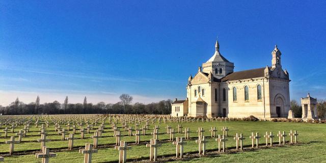 Ablain-Saint-Nazaire _ Nécropole Nationale Française Notre Dame de Lorette © CRTC Hauts-de-France - Mylène Fargeot