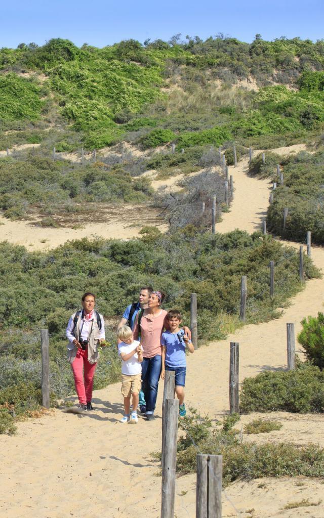 Ambleteuse_dune de la Slack_Caroline Géneau,_guide nature ©CRTC Hauts-de-France - Anne-Sophie Flament