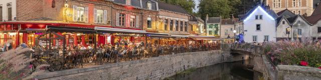 Amiens _ La Place du Don © CRTC Hauts-de-France - Nicolas Bryant
