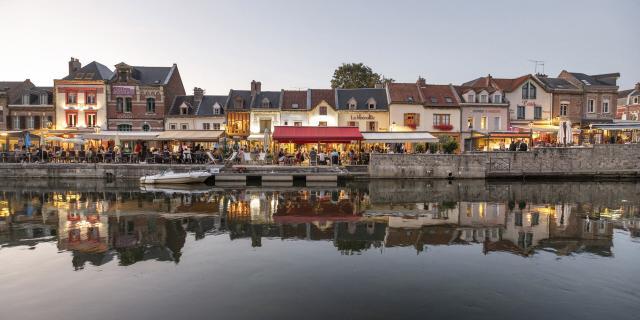 Amiens _ Le Quai Bélu © CRTC Hauts-de-France - Nicolas Bryant