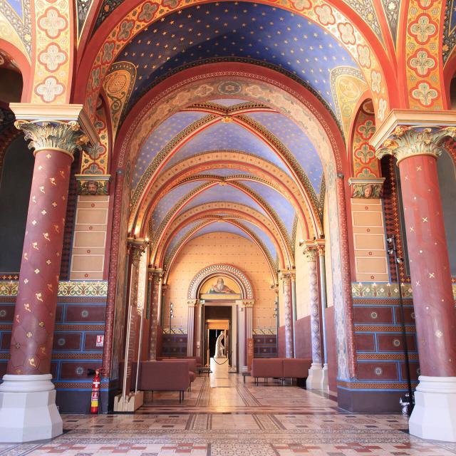 Amiens _ Musée de Picardie © CRTC Hauts-de-France – Anne Sophie Flament
