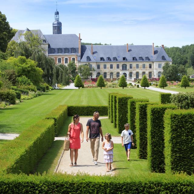 Argoules_ Les jardins de valloires_CRTC Hauts-de-france_AS Flament