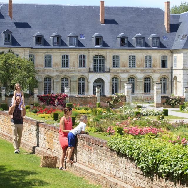 Argoules, Jardins de Valloires ©CRTC Hauts-de-France - Anne-Sophie FLAMENT