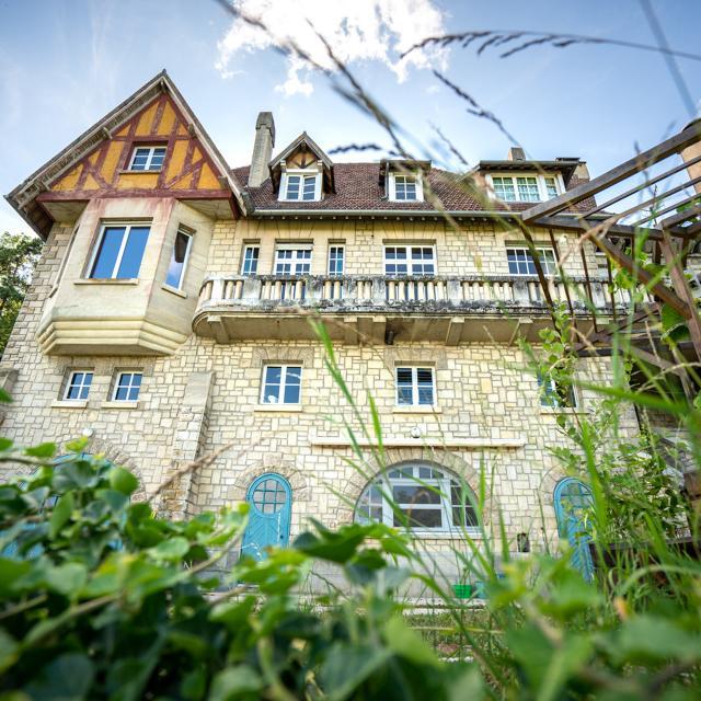 Autrêches _ l'Hermitage _ La Grande Maison © Cqc Laëtitia Baudu