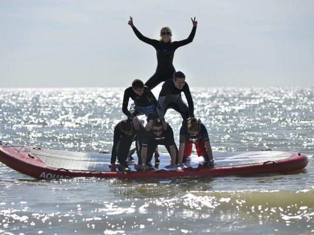 Baie de Somme_Big stand up paddle © CRTC Hauts-de-France - Nicolas Bryant